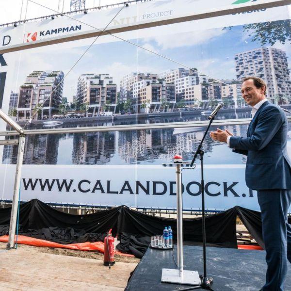 Caland Dock