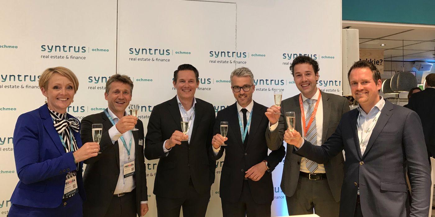 Syntrus Achmea koopt 144 woningen voor senioren van Stebru in Zaandam