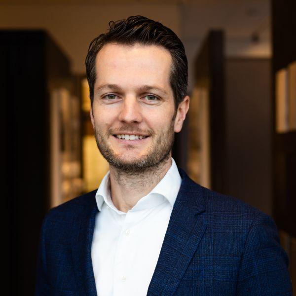 Albert-Jan Moerman benoemd tot Directeur Bouw bij Stebru