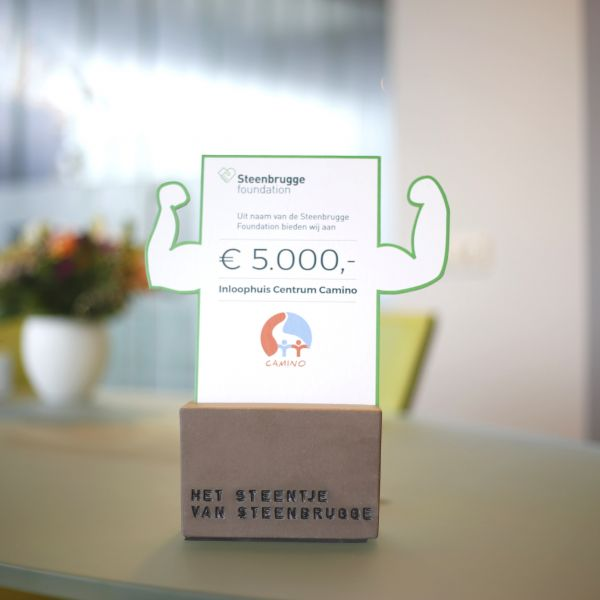 Stebru lanceert Steenbrugge Foundation