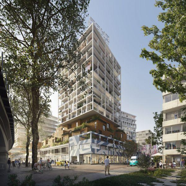Leyten en Stebru ontwikkelen ZOHO door tot mix van creatieve ondernemingen en woningen voor iedereen