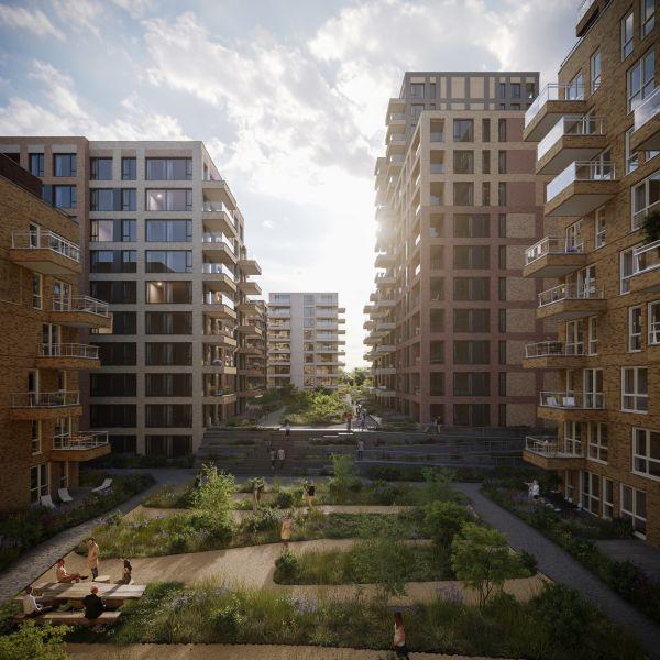 Stebru / Impact Vastgoed verkopen 125 woningen in De Zaanse Helden aan Altera Vastgoed
