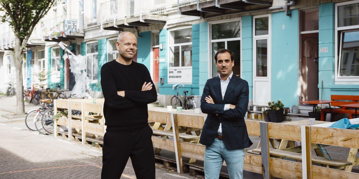 Wonen in de Almondestraat in ZOHO: groen stedelijk wonen met hecht buurtgevoel