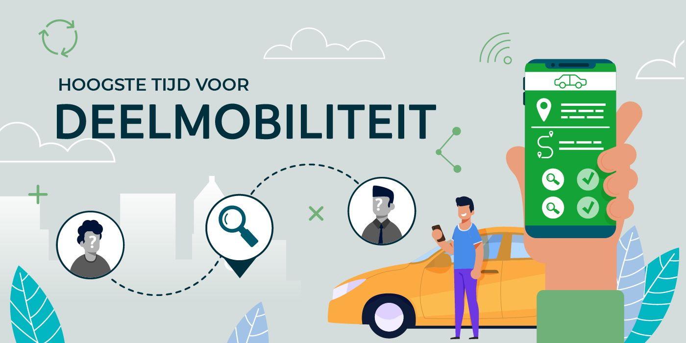 Toekomstbestendige wijken door MaaS en de deeleconomie