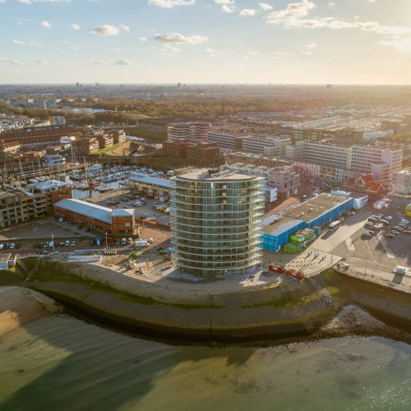 Scheveningen 45 appartementen met uitzicht over zee rijker