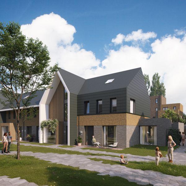 Stebru start deze zomer met bouw Harmonie in Capelle aan den IJssel