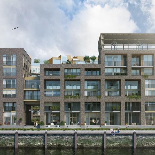 Er wordt weer gebouwd in het Rotterdamse Lloydkwartier  : Er wordt weer gebouwd in het Rotterdamse Lloydkwartier