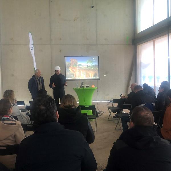 Succesvolle ontmoeting op De Groene Kaap : Succesvolle ontmoeting op De Groene Kaap