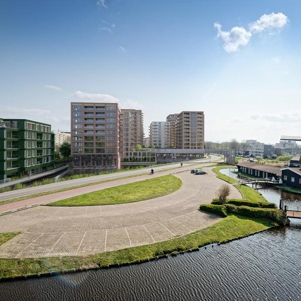 163 sociale huurwoningen in De Zaanse Helden : 163 sociale huurwoningen in De Zaanse Helden