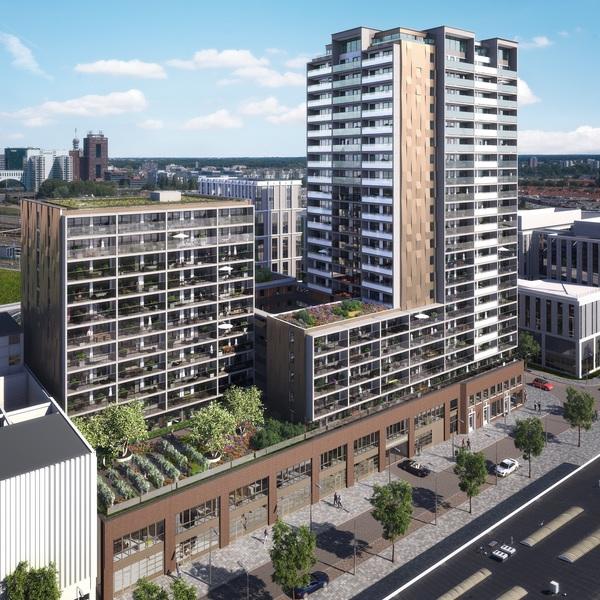 Nieuwbouw 300 sociale woningen in Den Haag gestart : Nieuwbouw 300 sociale woningen in Den Haag gestart