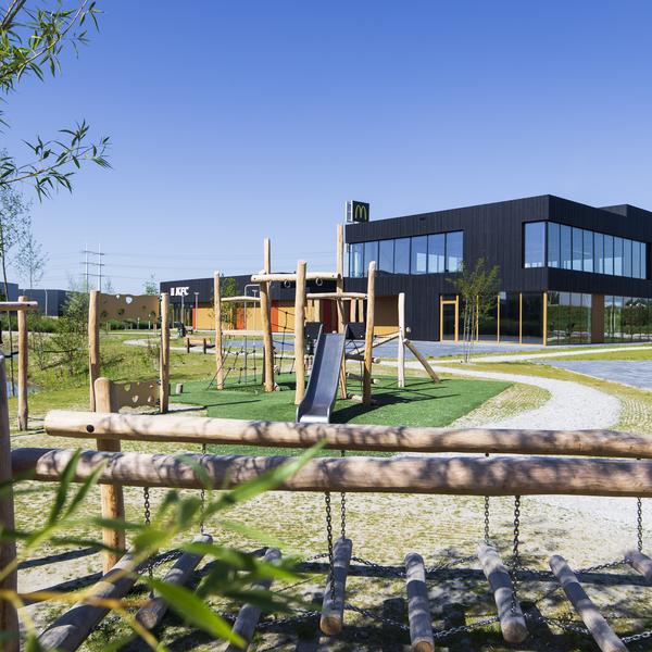 Foodpark Harnaschpolder 100% gereed  : Foodpark Harnaschpolder 100% gereed
