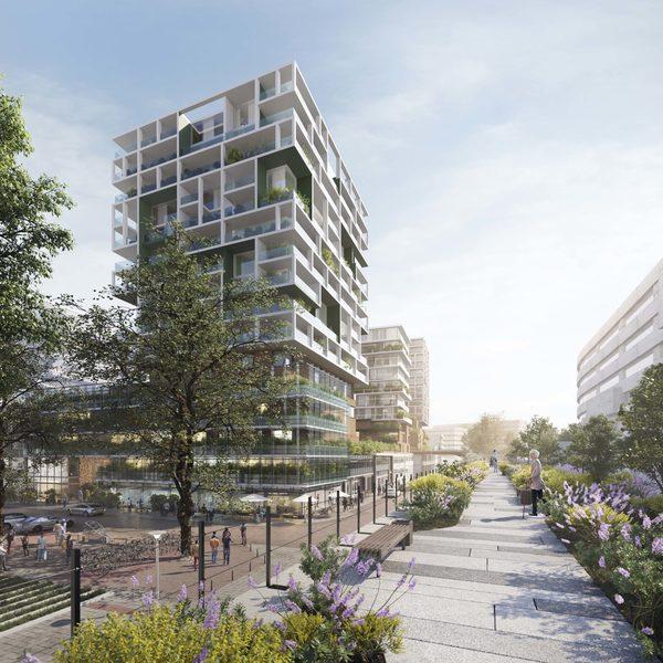 Volgende stap bereikt in ontwikkeling nieuwe Zomerhofkwartier (ZOHO) : Volgende stap bereikt in ontwikkeling nieuwe Zomerhofkwartier (ZOHO)